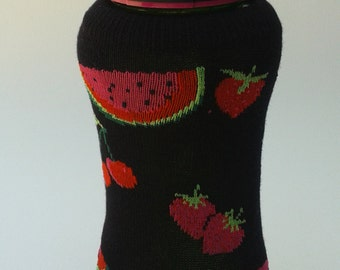 Watermelon and Berries Water Bottle Kozy
