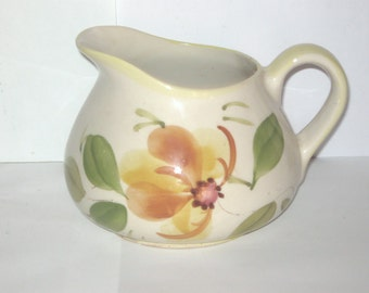 Portugal pitcher or creamer P3315  Handpainted ceramic pottery