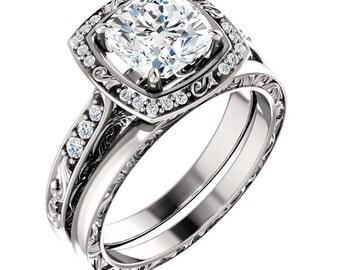 Antique wedding ring Etsy