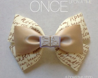 once upon a time hair bow