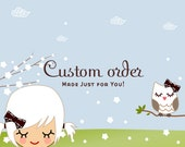 Custom Order: 3 Shirts for TiffanyHamblin