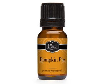 Pumpkin Pie Fragrance Oil - Premium Grade Scented Oil - 10ml