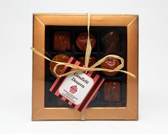 Chocolate Candy Soaps Box Set