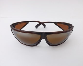 SALE Vintage Sunglasses UV 400 MUSTANG Berthet Bondet Made in France
