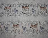 Fitted Pack n Play Sheet - Bambi