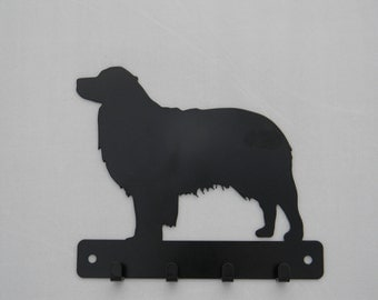 Australian Shepherd Dog Leash Holder