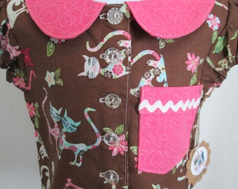 Drop Waist Play and Party Dress 2T
