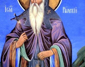 St. Ivan Rilski Healing Attunement