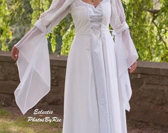 Snow White/Medieval Wedding gown