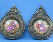 Vintage Fragonard Miniatures