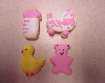 Cute Mini Baby Cookies