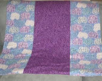 Lap quilt/throw