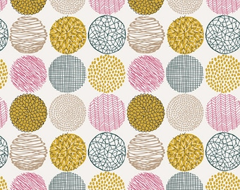 One Yard - 1 Yard of Texture Slots Soft - SKETCHBOOK - Sharon Holland for Art Gallery
