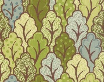 Half Yard - 1/2 Yard - Foliage Grass - NECO by MOMO for Moda