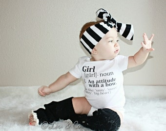 Baby Girl Clothes, Toddler Girl Clothes, Girl Clothing, Newborn Girl Coming Home Outfit, Newborn Girl Gift, Girl Definition™, Liv & Co.™