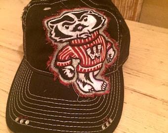 Wisconsin Badger Hat
