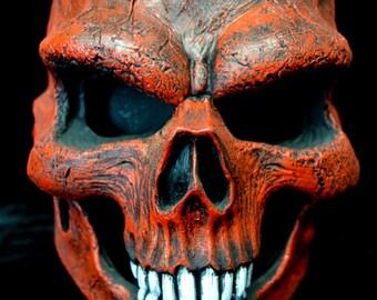 Red Skull Mask