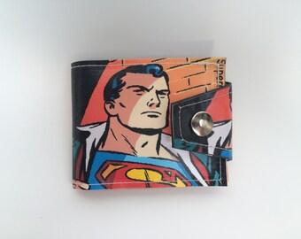 Tyvek Wallets- Clark Snap