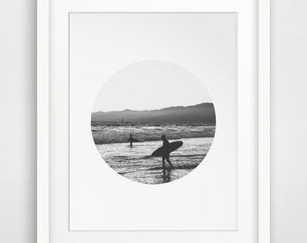 Beach Photo, Surf Photography, Summer Art, Ocean Poster, Surf Poster, Beach Photography, California Photo, Summer Decor, Beach Poster