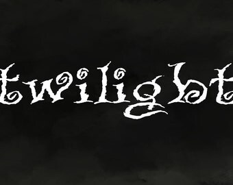 Twilight - Forks, Washington (Art Prints available in multiple sizes)