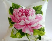 Designers Guild Charlottenberg Pillow Cover in Peony