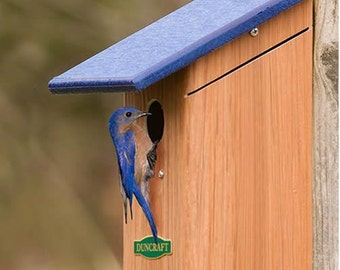 Bird-Safe® Bluebird House