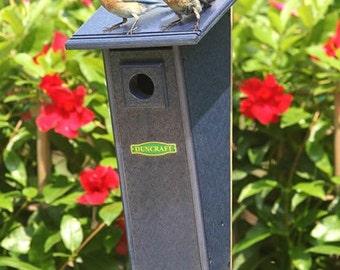 Bird-Safe® Peterson Bluebird House, Blue