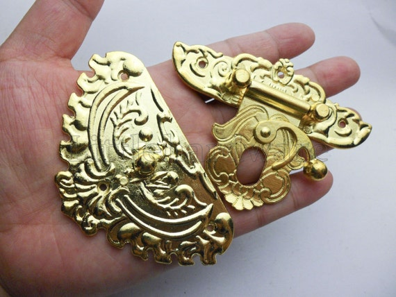 """High Quality Big Size golden color """"Holy angels """" jewelry ..."""