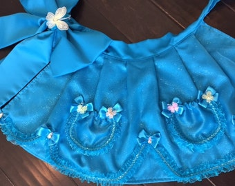 Handmade Cinderella hostess apron