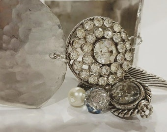 A Tutorial: Making Pewter jewelry. Bracelets, rings, earrings and tips