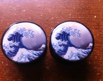 The Great Wave Plugs
