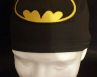 Batman DC Comics Tie Back Surgical Scrub Hat