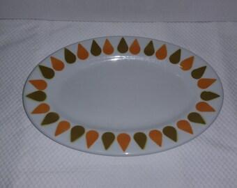Shenango oval plate