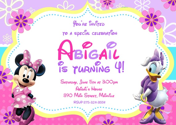 Blank Party Invitations with good invitations design