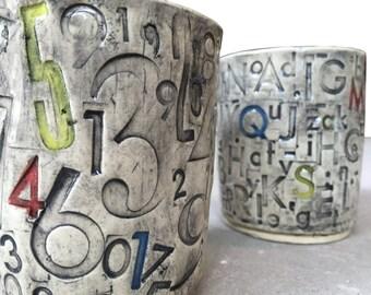 Custom mugs for A1