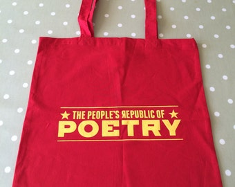 The People's Republic Of Poetry - BookBag