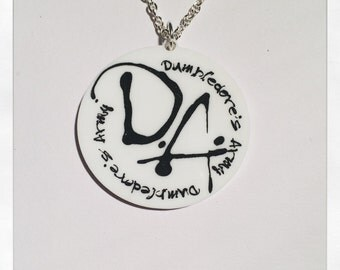 Harry Potter Inspired Dumbledore's Army Acrylic Necklace