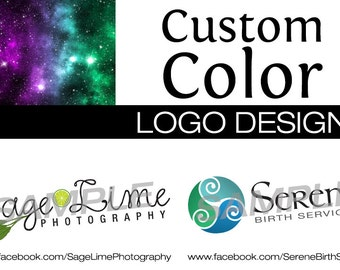 Custom Color Logo!