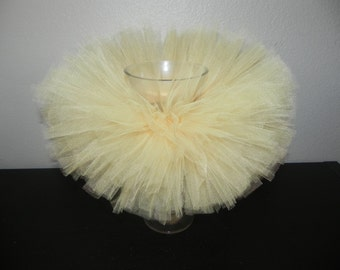 Introductory Price*** Newborn Tutu Photo Prop Bright Yellow