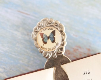 Butterfly Book Marker - Souvenir from Ciarns North Queensland Australia