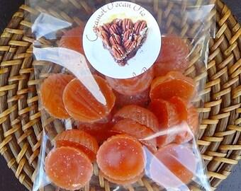 BUY 1 GET 1 FREE Caramel Pecan Pie Ultra Scented Mini Wax Melts