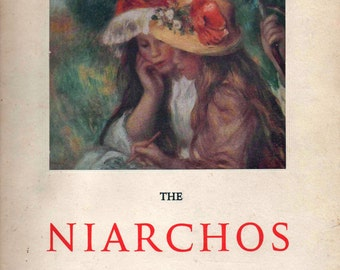 Photo Guide to The Niarchos Collection of Paintings, 1958, illustrated, in good shape