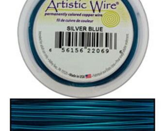 Artistic Wire SP Blue Color 20ga - 25 Foot Spool  (WR35620)