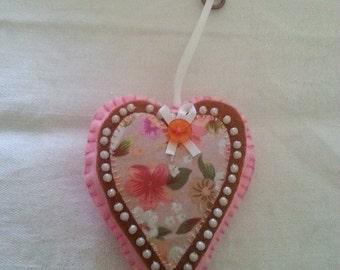 Hand sewn Handbag Charm