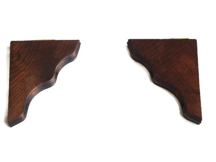 wood shelf brackets corbels shelving brackets by. Black Bedroom Furniture Sets. Home Design Ideas