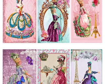 Marie Antoinette Tags 3