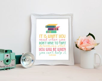 Classroom quote etsy for Art and decoration oscar wilde