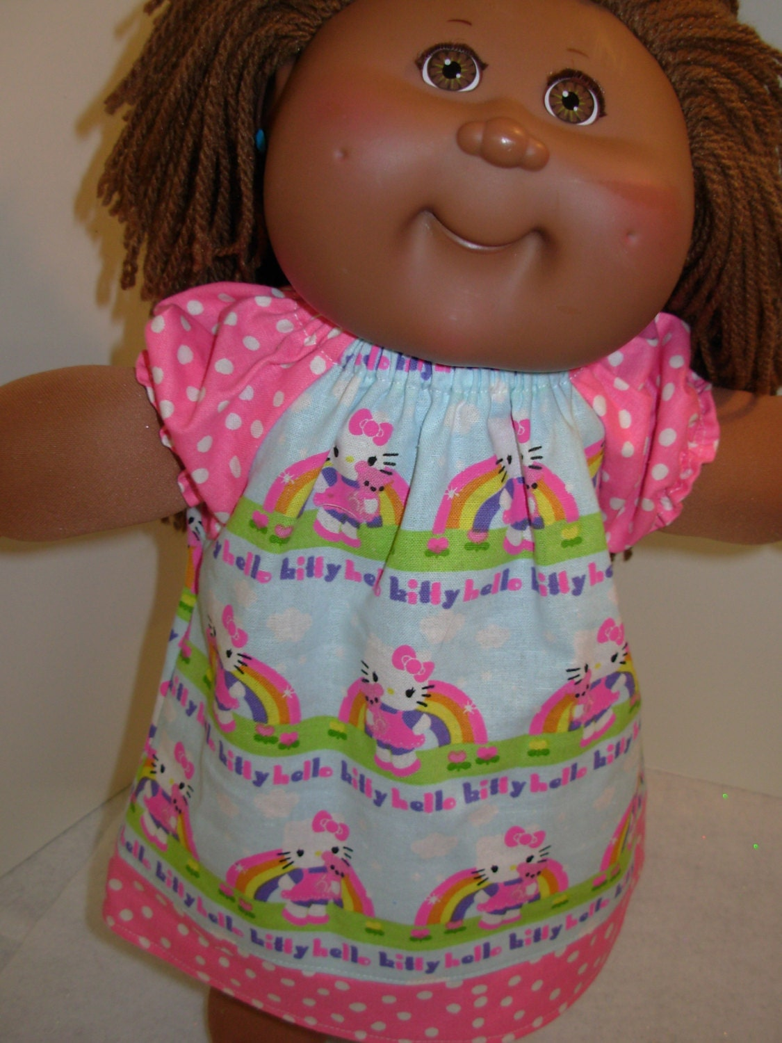 cabbage patch doll clothes 14 16 hello by