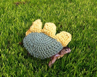 Turtle sweater, turtle cozy, turtle costume, dinosaur costume, turtle stegosaurus costume, turtle dinosaur costume