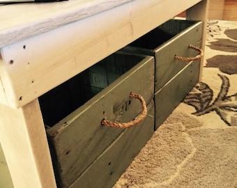 Storage box/Craft storage/Storage bin/Mudroom storage/Toy box/Wood storage box